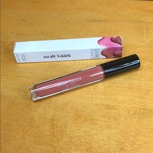 Laura Geller Makeup - Laura Geller 💋 Nude Kisses Lip Gloss Coastal NIB